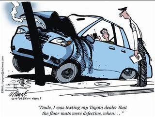 Toyota: la crisis de la calidad y de la confianza