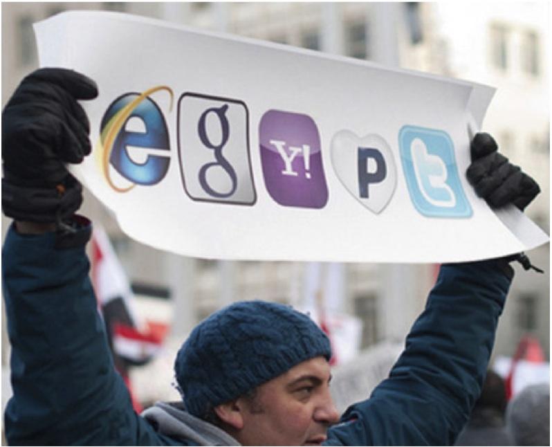 La cyberesistencia: Internet y Al Yazira